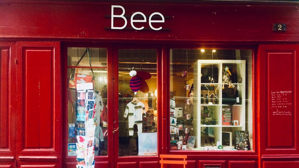 Bee art&design Design store à Saint-Malo Intra-Muros