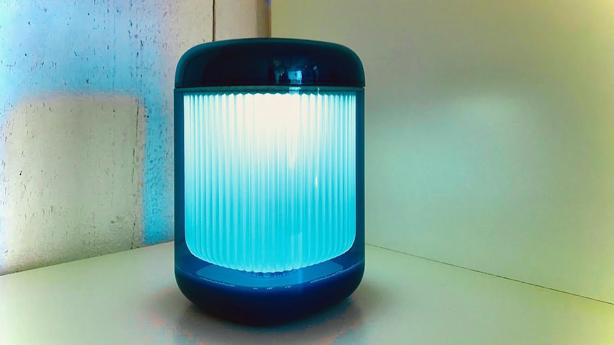 Secret light bleu LEXON chez Bee art&design à Saint-Malo