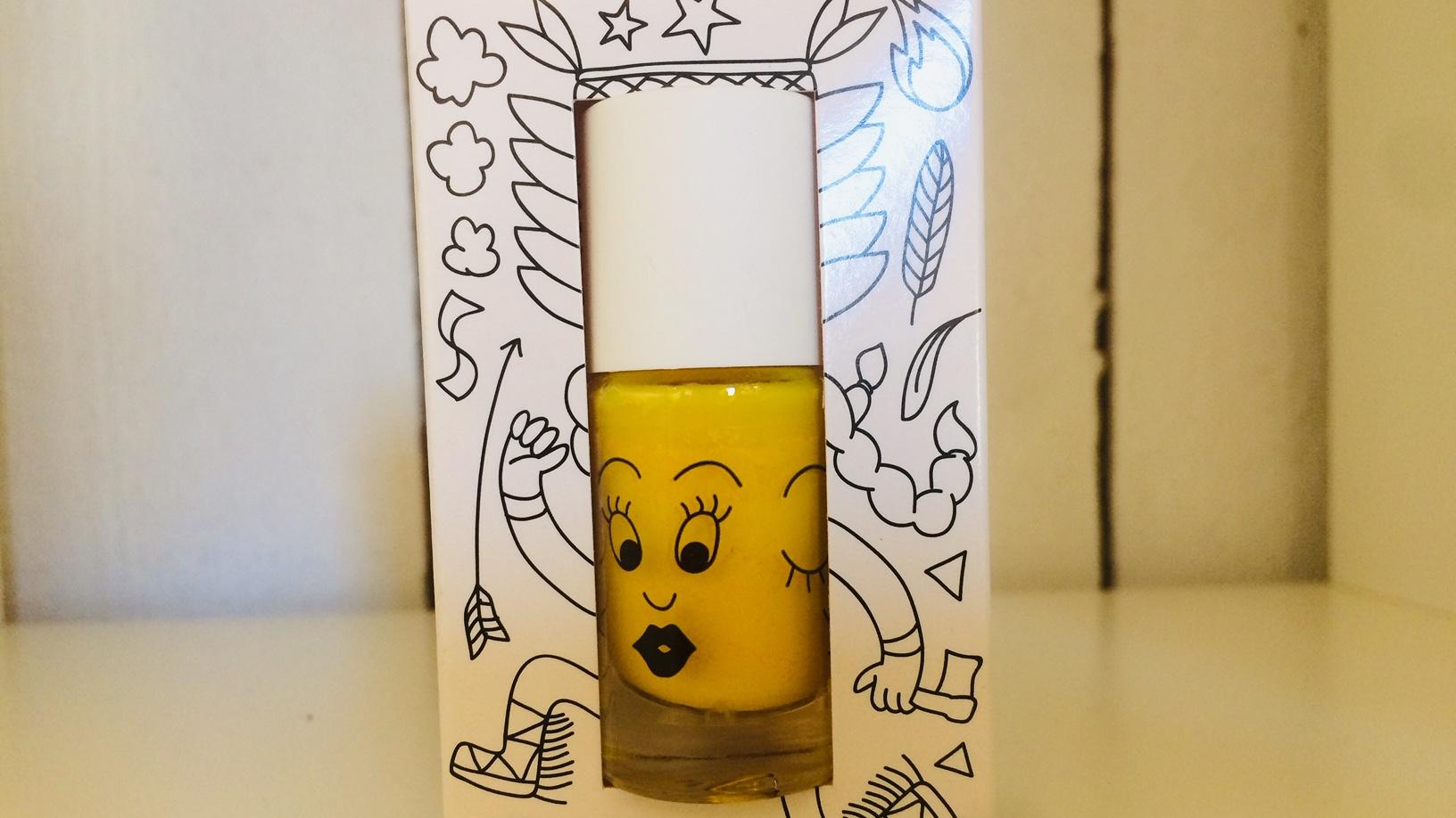 Vernis enfant Nailmatic PLUME chez Bee art&design à Saint-Malo