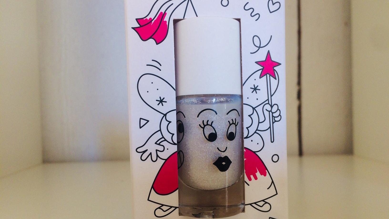 Vernis enfant Nailmatic ZOUZOU chez Bee art&design à Saint-Malo