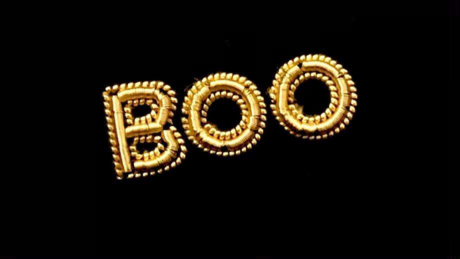 Broche Macon&Lesquoy boo chez Bee art&design