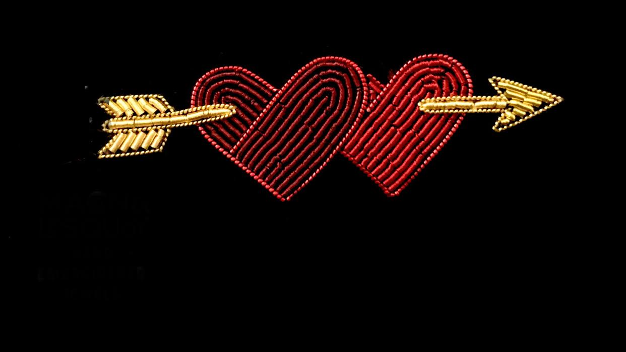 Broche Macon&Lesquoy cupidon chez Bee art&design