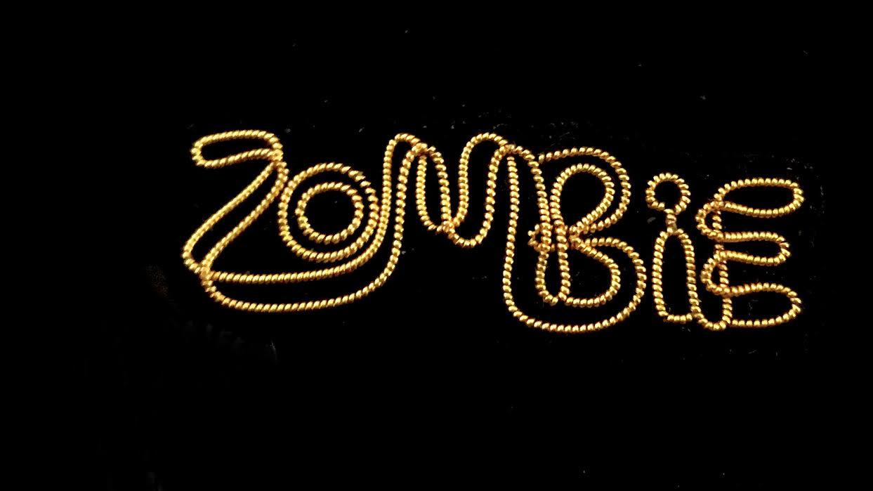 Broche Macon&Lesquoy zombie chez Bee art&design