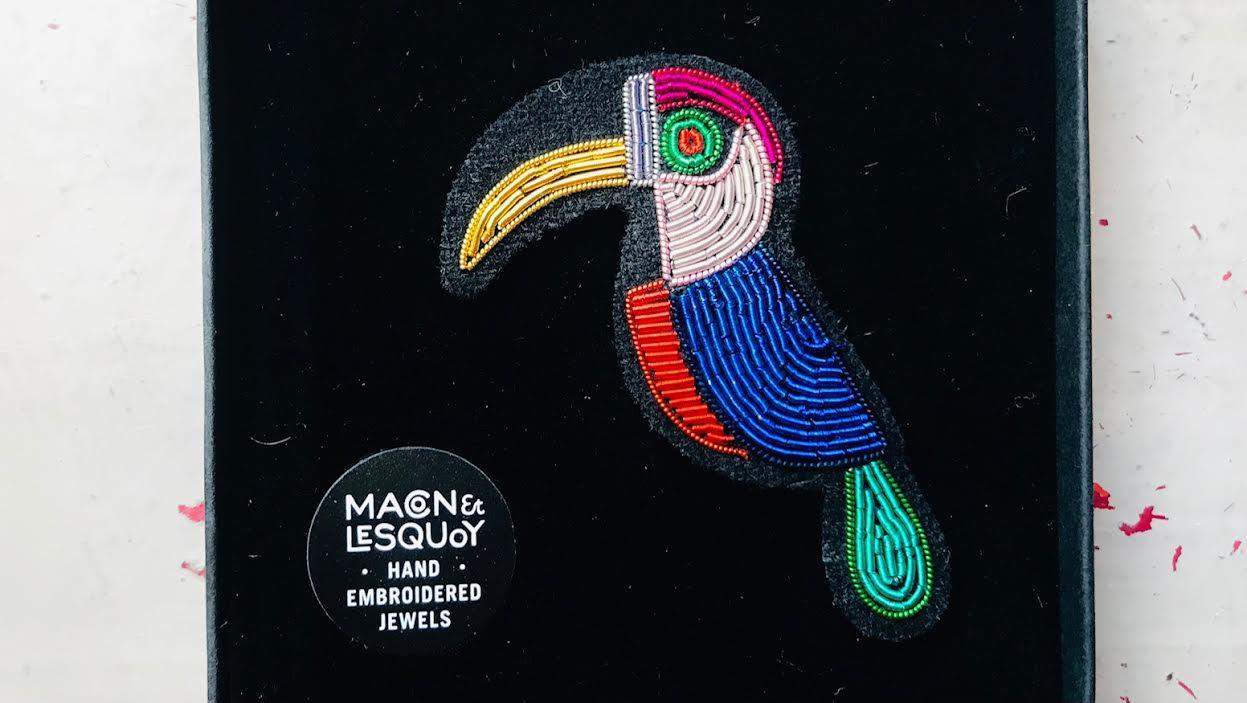 mode-maconlesquoy- grand toucan chez bee art&design